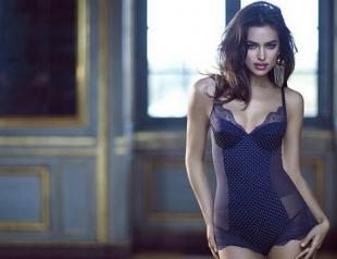 Невеста Роналду рекламирует белье ко Дню Валентина 2013