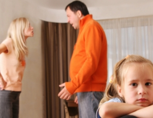 Когда и как рассказать детям о разводе?