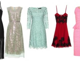 Романтичные платья ко Дню святого Валентина