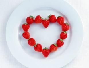 Топ продуктов для здоровья сердца