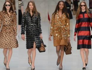 Неделя моды в Лондоне: Burberry Prorsum FW 2013-2014