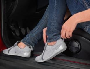 В продаже появились туфли для автоледи