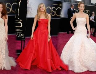 """""""Оскар 2013"""": красная дорожка. Фото"""