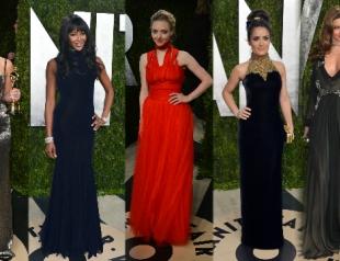 """Оскар 2013"": звезды на вечеринке Vanity Fair. Фото"