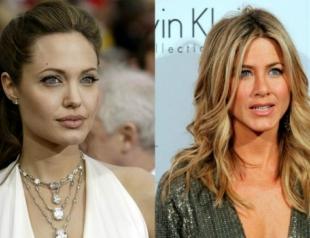 Свадьба Анджелины Джоли и Дженнифер Энистон состоится в один день?