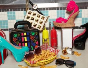 Новая коллекция обуви Betsey Johnson в магазинах STEVE MADDEN