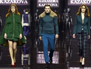 Неделя моды в Москве: ALEXANDRA KAZAKOVA осень-зима 2013-2014
