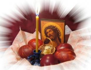 Пасха 2013 в Украине: где отпраздновать?