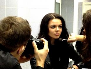 Алина Гросу снимается в картине американского режиссера