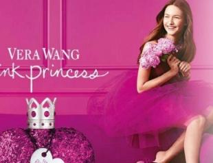 Бренд Vera Wang представил новый аромат Pink Princess