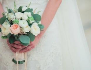 Самые модные свадебные букеты 2013