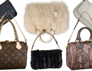 Сумки Louis Vuitton осень-зима 2013-2014
