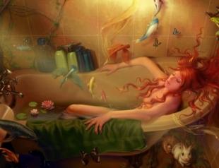 Рецепт оздоровительной ванны с хвойным экстрактом