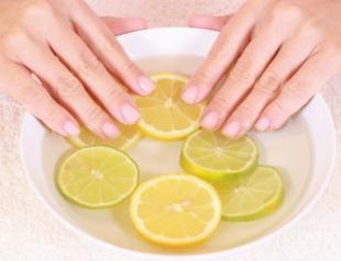 Как эффективно отбелить ногти?