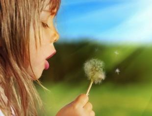 Сезонная аллергия: как уберечь ребенка?