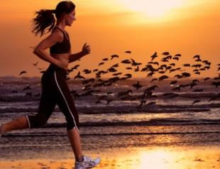 Фитнес на пляже: топ 10 упражнений