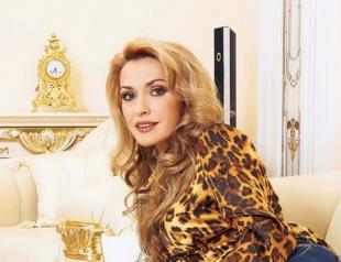 Экстремальный отпуск Ольги Сумской в Карпатах