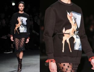 """Свитер """"Бэмби"""" от Givenchy"""