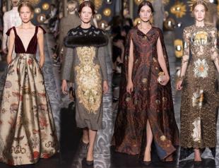 Неделя высокой моды в Париже: Valentino couture FW 13/14