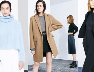 Вышел новый лукбук Zara август-сентябрь 2013
