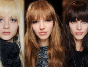 В какой цвет покрасить волосы осенью 2013: модные тренды