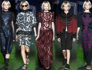 Неделя моды в Нью-Йорке: Marc Jacobs весна-лето 2014