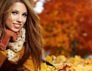 Уход за длинными волосами осенью