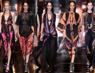 Неделя моды в Милане: Gucci весна-лето 2014