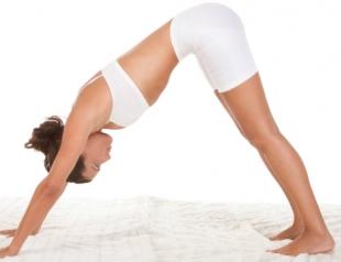 Йога для шеи: комплекс упражнений на 7 минут