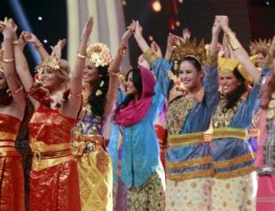 Украинка заняла третье место в конкурсе талантов в рамках «Мисс Мира»