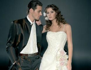 Как выбрать свадебные платье и костюм по типу фигуры