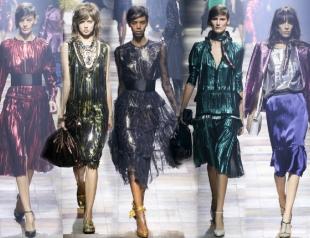 Неделя моды в Париже: Lanvin весна-лето 2014