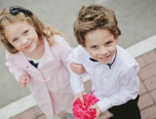 Лучшие способы развлечь детей на свадьбе