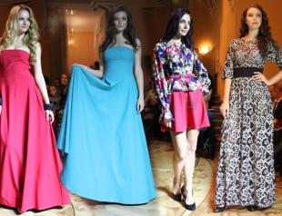 Показ Анастасии Ивановой открыл Ukrainian Fashion Week
