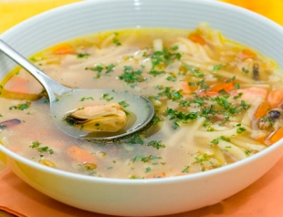 Полезные супы: лучшие рецепты приготовления
