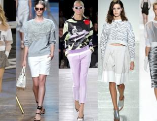 Свитшот: модный тренд сезона
