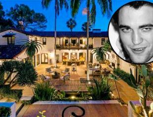 Роберт Паттинсон продает роскошный особняк в Лос-Анджелесе