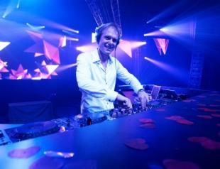 Armin van Buuren выступит в Киеве в рамках тура Armin Only: Intense
