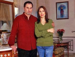 Валерий Меладзе подал на развод с женой Ириной