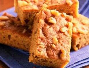 Как приготовить ореховый пирог. Видеорецепт