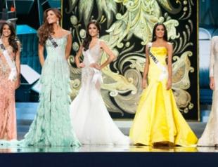 Мисс Вселенная-2013: шоу и красная дорожка