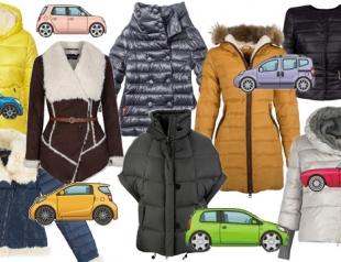 Лучшие модели зимней верхней одежды для автоледи