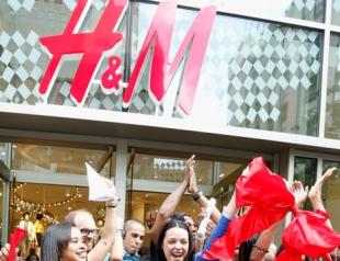 В 2014 году в Украине откроется сеть магазинов H&M