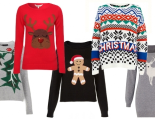 Топ 50 зимних свитеров к Рождеству и Новому году