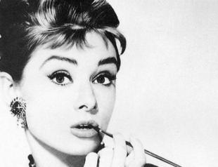 Как повторить макияж Одри Хепберн