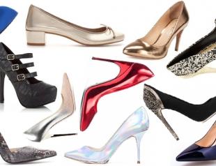 Новогодняя обувь 2014: что, где, почем