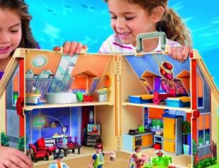 Выиграйте развивающие наборы для детей Playmobil!