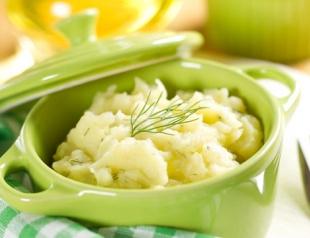 Как приготовить вкусное картофельное пюре