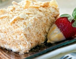 Торт Наполеон: лучшие рецепты приготовления
