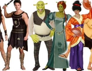 Новогодние костюмы напрокат: что, где, почем
